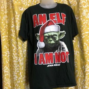 Star Wars Christmas tshirt